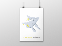 A4 Nursery wall art print